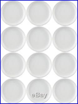 12 x Speiseteller 26 cm Thomas Trend Weiß 10226 Weiss Essteller