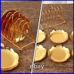 1Set Food Plate Home Supplies Fruit Plate for Home Restaurant