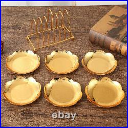 1Set Home Supplies Food Plate Snack Tray for Restaurant Home