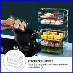 1Set Kitchen Supplies Side Dishes Plate for Kitchen Home Restaurant