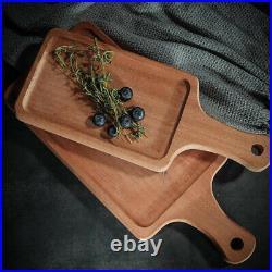 1pc Fashion Stylish Kitchen Supply Snack Plate for Restaurant