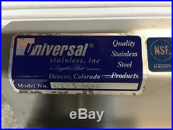 24 Jockey Box Ice Bin and Cold Plate 7 Circuit Soda Lines Universal #6667 NSF
