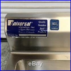 36 Jockey Box Ice Bin and Cold Plate 7 Circuit Soda Lines Universal #6664 NSF