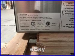 36 Six Gas Burner Hot Plate Range Commercial Restaurant Model CD-HP36-6 NSF NEW