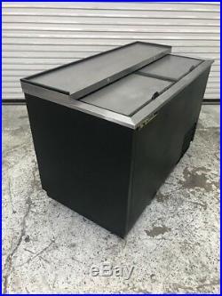 50 Glass Mug Plate Chiller Froster True TD-50-18 #9465 Back Bar Commercial NSF