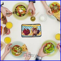 6pcs Vinegar Dish Saucer Restaurant Saucer Dish Kitchen Supplies Saucer Plate