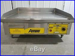 Accutemp EGF2083B36 36 Electric Griddle Thermostatic, 1 Steel Plate, 208v/3p