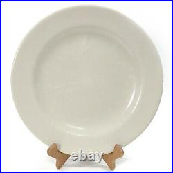 Ace Mart Restaurant Supply 10.25 Dinner Plate Off-White Colored Single Plate