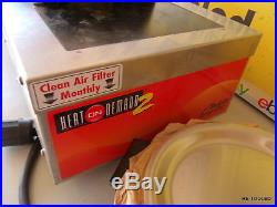 Aladdin Temp-Rite Heat On Demand Food Truck Delivery Plate Warmer Commercial #