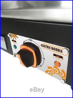 Brand New Counter Top Electric Griddle / Hot Plate 55 cm With Normal Plug