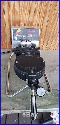 Carbon's RT-P Golden Malted Commercial Grade Large Plates 1400 watt timer 2015