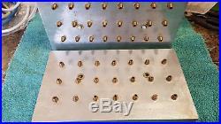 Chocolate machinery Selmi Injection plate depositor heads