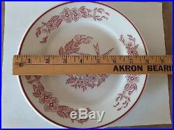 Cook's Hotel And Restaurant Supply Co 8 Hummingbird Plate NY Jackson China