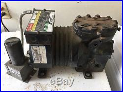 Copeland Semi Cold Plate Freezer Compressor KAA2-007A-IAA-800 3/4hp 115