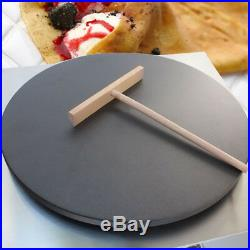 Crepe Maker Electric Commercial Crepe Machine Non Stick Griddle Snack Hot Plate