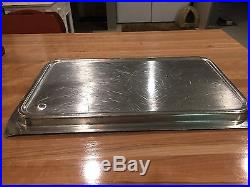 EUTECTIC COLD PLATE TRAYS 21x13