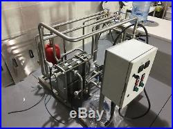 Flash Plate Pasteurizer Brand New