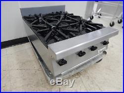 Garland 4 Burner Gas Countertop Range/Hot Plate, GTOG-24-4