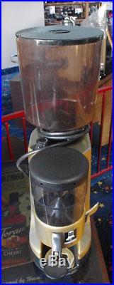 Gold Plated Nuova Simonelli Espresso Machine & Grinder