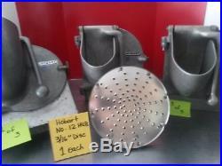 HOBART PELICAN HEAD with Cheese Shredder Disc Plate Holder Fits #12 HUB