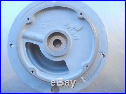 Hobart AM14 dishwasher motor front bearing bracket impeller plate 00-121191-0000