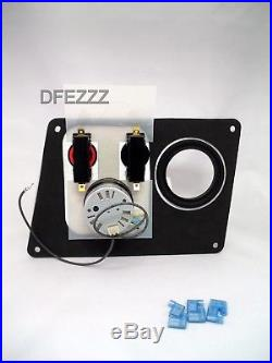 Hobart Mixer D300T ON OFF switch plate and timer assembly withgrommet 230V timer