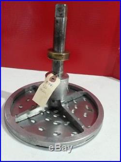 Hobart Plate Holder #22 Hub 5/16 Shredder Disc 3/4 Shaft