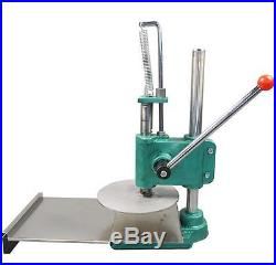 Household Pizza Dough Pastry Manual Press Machine Weight 16Kg Metal plate 22CM