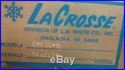 La Crosse Ice Bin With Cold Plate With Up To 7 Input Lines Soda / Beer