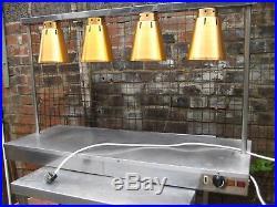 Lincat Hot plate / Heat lamp/Food warmer Refurbished