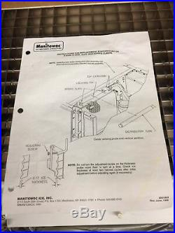 Manitowoc Ice Machines Evaporator Plate Cuber