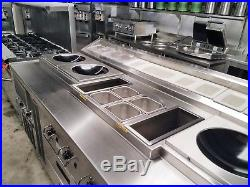 NEVER USED! Delfield Pasta Station Production Center Prep, Cook, Finish & Plate