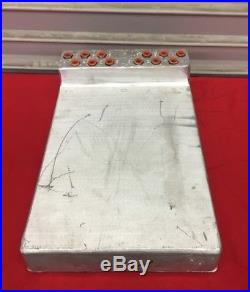 NEW 6 Circuit Soda Line Cold Plate Drop In Ice Power Cornelius 77511701 #7794