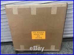 NEW Cornelius ED2/25 Ice Maker Kit Adapter Soda Machine #8784 Plate Spacer Metal