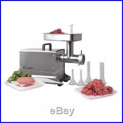 NEW Excalibur Epmg22 Meat Grinder Includes 3 Grinding Plates