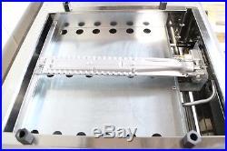 New Gas Griddle 16 Italian griddle hot plate Parry Lincat style INFERNUS