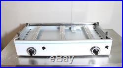 New Infernus Gas Griddle 80cm Italian griddle hot plate Parry Lincat style
