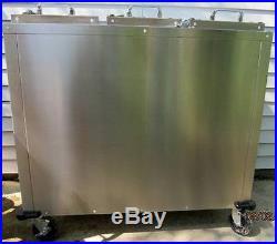 New Lakeside Heated Pellet Plate Dispenser Warmer Model 7502