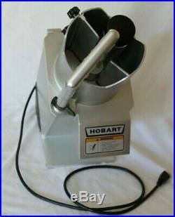 New Unused Hobart FP150 Food Processor & 15-PLATE-6PACK Set Food Preparation