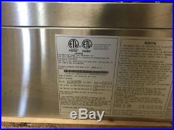 Nsf 24 Four Hot Plate Burner Gas Range Stratus Cook Restaurant Equipment