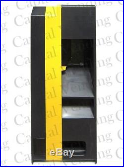 Refurbished American Changer Rear Load Yellow Hopper No Base Plate Included