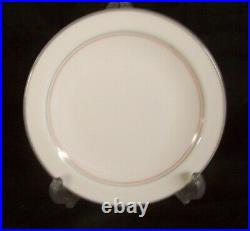 Restaurant Supplies 10 CORNING WARE PYROCERAM PLATES 7-1/8 White with gray, bl