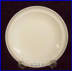 Restaurant Supplies 12 CORNING WARE PYROCERAM PLATES 9 White Gray Blue Pink