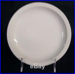 Restaurant Supplies 4 NEXT DAY GOURMET CHINA PLATES 7-1/8 diameter