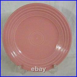 Restaurant Supplies 5 HOMER LAUGHLIN FIESTA PLATES CORAL COLOR 8.75 diameter