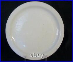 Restaurant Supplies 5 ROUND CHINA PLATES 10.25 diameter ASSORTED BRANDS
