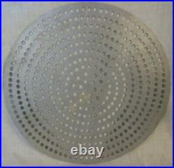 Restaurant Supplies ALUMINUM PIZZA PLATE 16 diameter