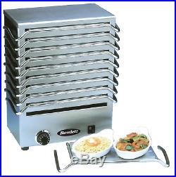 Rowlett Rutland Multiple Hot Plate Warmer 10 Plates