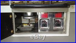 SALAD BAR AND SOUP BAR WithPLATE HOLDER