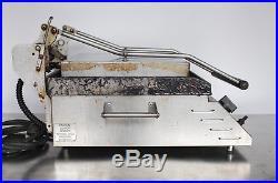 STAR PRO MAX SANDWICH GRILL / PRESS 14 FLAT PLATES Commercial 120 Volt VAC